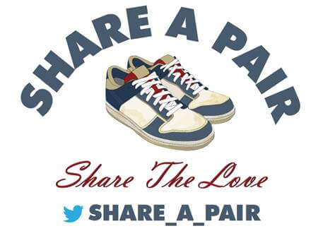 share a pair